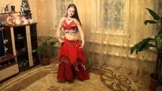 Таня-танец живота 1-хабиби.MPG(Дочь Татьяна танцует., 2011-12-18T15:13:23.000Z)