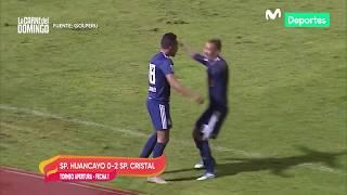 La Carne del Domingo: Sport Huancayo 0-2 Sporting Cristal| RESUMEN y PREVIA en Liga 1 Movistar