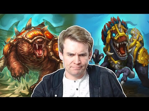 (Hearthstone) The Odd Tale of Gonk the Raptor