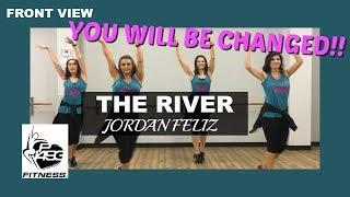 the river jordan feliz faithfit dance christian dance fitness