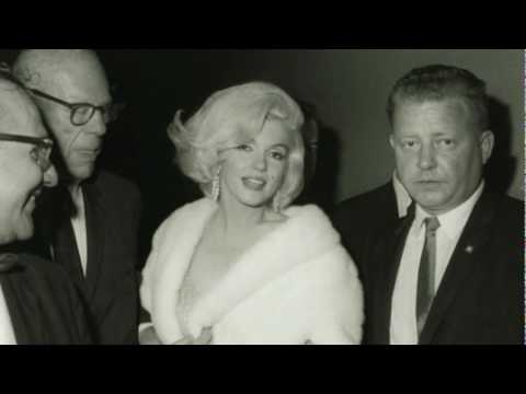Marilyn Monroe-Happy Birthday Mr.President
