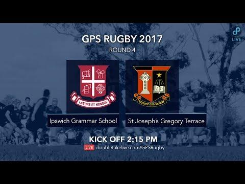 GPS Rugby 2017: Ipswich Grammar School v St Joseph's Gregory Terrace