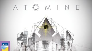 ATOMINE: iOS iPhone Gameplay Walkthrough Part 1 (by Broken Arms Games)