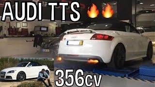 AUDI TTS COM 356CV e ANTI-LAG !!! *PJSR*