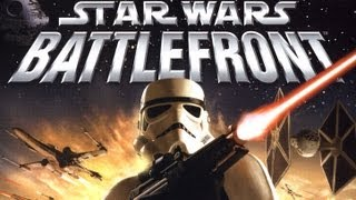 Classic Game Room - STAR WARS BATTLEFRONT review