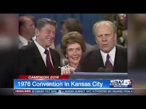 The Last Contested GOP Convention: Kansas City 1976