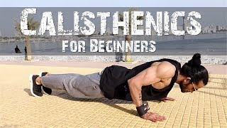 Calisthenics Workout for Beginners | AskMen India