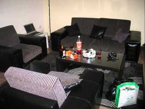 Appartements meubl s de douala et de yound youtube for Appartement meuble douala