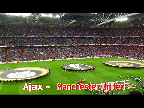 Ajax - Manchester United (Stockholm)