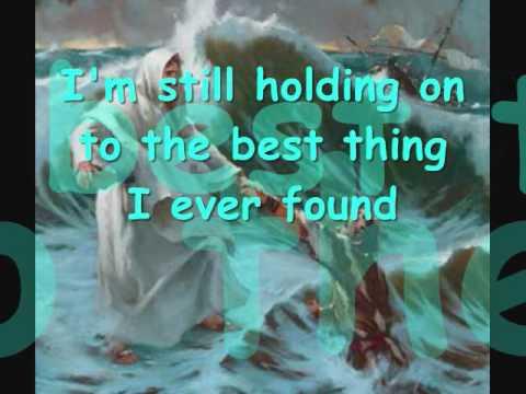 I'm still holding on