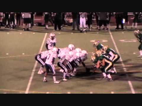 Jarrett Walker La Sierra High School Football Highlights