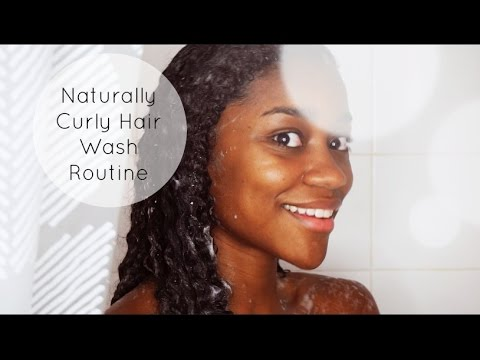 Wash Routine | How To Cleanse Your Scalp