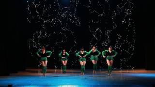 Коллектив Dolls' Band Школа танцев GALAXY - Dance Star Festival - X 24.04.16.