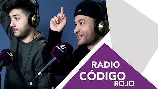 Código Rojo, la primera boyband urbana de España