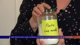 Yvelines | Des pastilles lave-vaisselle faites maison en moins de 10 minutes