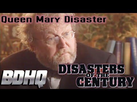 Queen Mary / Curacoa Crash - DOTC