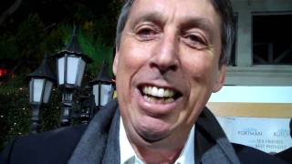 "Ivan Reitman At The ""No Strings Attached"" Premiere"