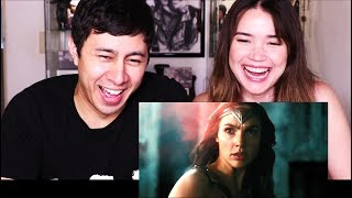 JUSTICE LEAGUE | Comic Con 2017 | Trailer Reaction!