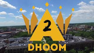 A2 Dhoom 2018 Official Lineup
