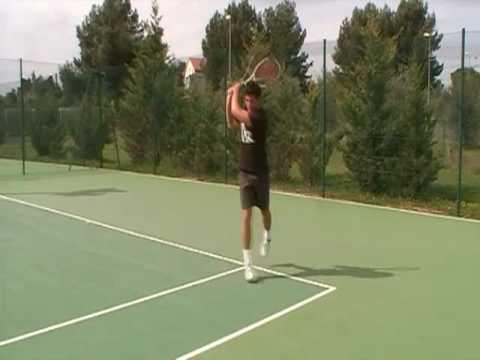 Sportif Consulting Tennis - David Tisserand - part. 1/2