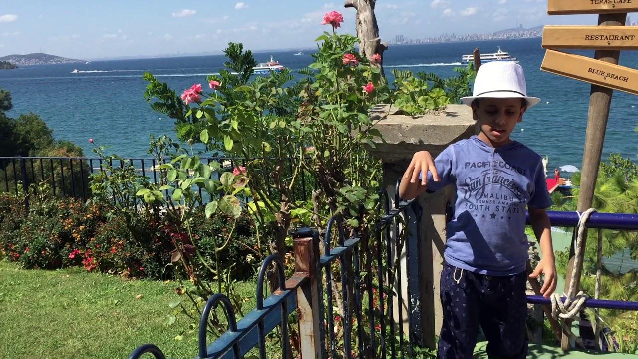 رحلة الى جزر الاميرات في اسطنبول / تركيا