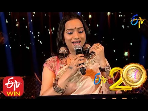 Kalpana Performs - Aanati Neeyara Hara Song in ETV @ 20 Years Celebrations - 16th August 2015