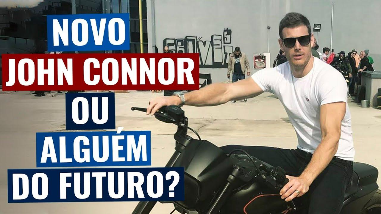 Novo John Connor ou alguém do futuro? (+ informações sobre Exterminador do Futuro: Destino Sombrio)