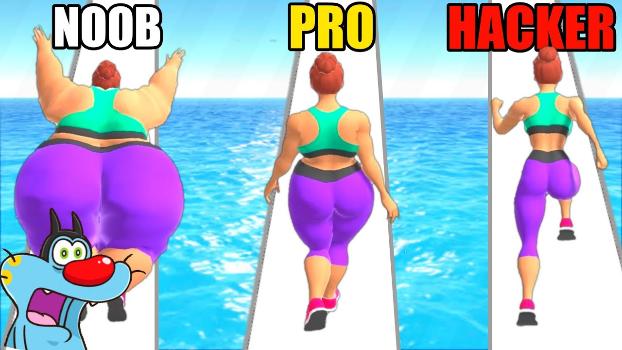 NOOB vs PRO vs HACKER   In Fat 2 Fit   With Oggy And Jack   Rock Indian Gamer