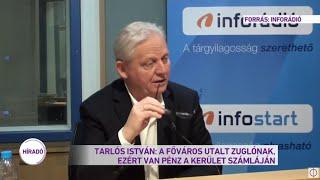 Tarlós István: A főváros utalt Zuglónak, ezért van pénz a kerület számláján