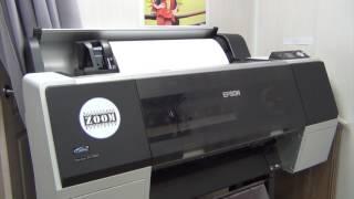 видео широкоформатная печать на фотобумаге