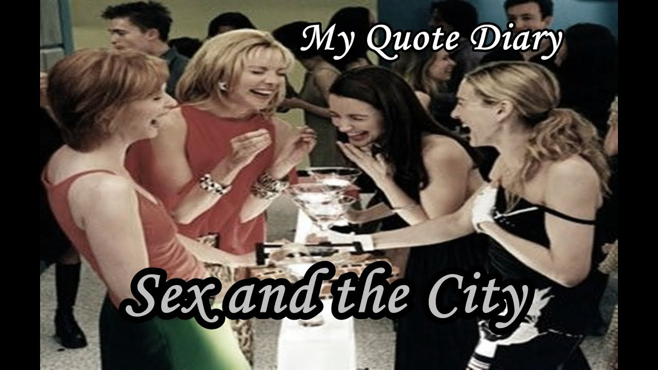 sex and the city quotes don
