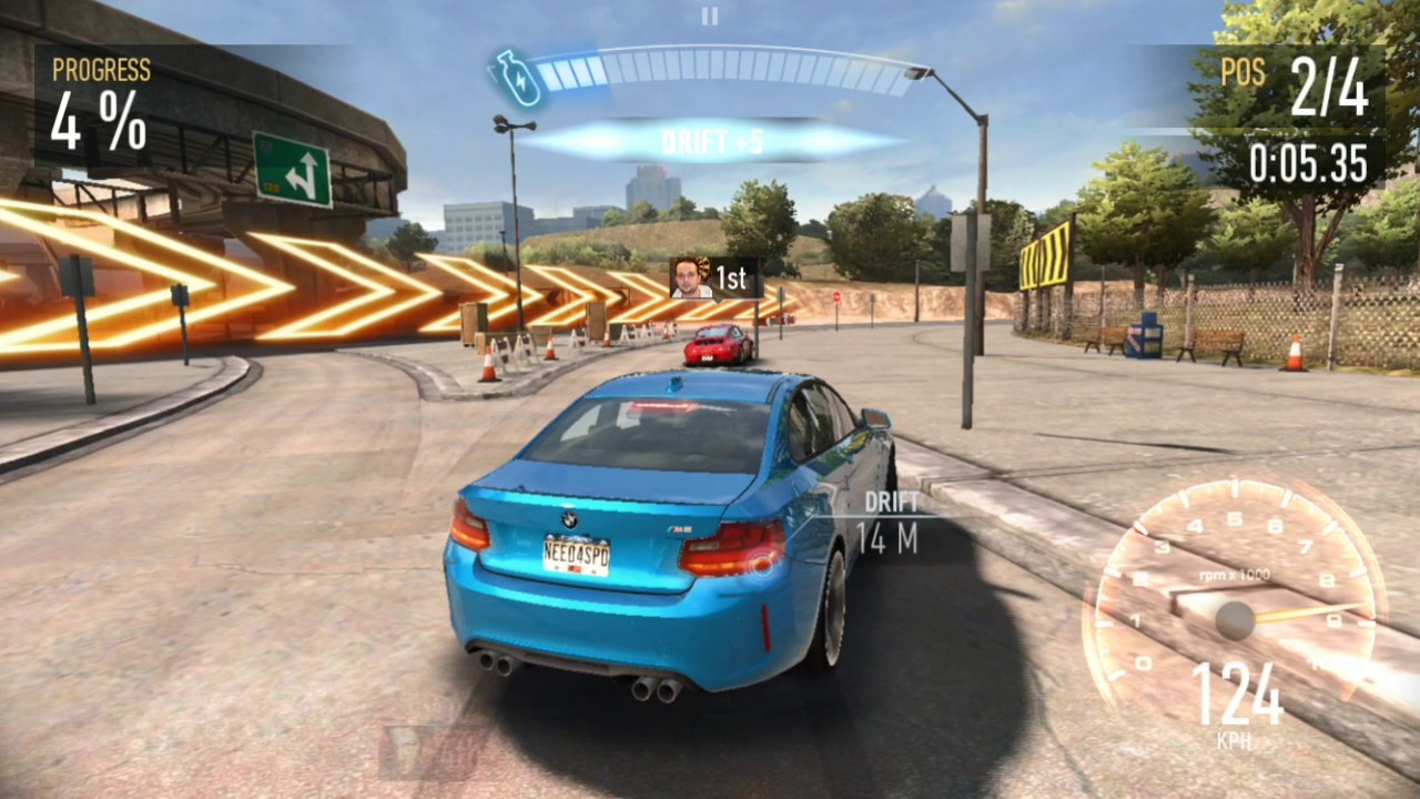 Need For Speed - No Limits - Fastlane - BMW M2 Coupé - Day ...