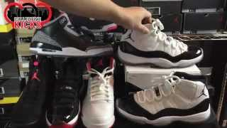 My Top 10 Most Essential Jordan Sneakers Of All Time