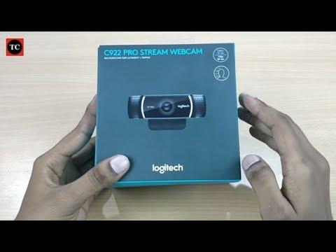 Logitech HD Webcam Unboxing in Tamil/தமிழ்