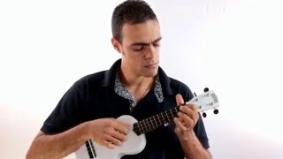 UKULELE - What A Wonderful World