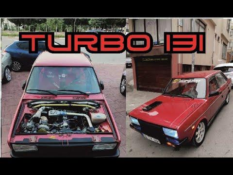 TURBO 131 | Tofaş Murat 131 Doğan Turbo | Kısa Bir Gazlama