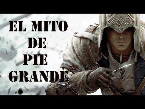 Donde Encontrar El Sasquatch ( PIE GRANDE ) | Assassin's Creed 3