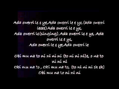 Bracket - Ada Owerri (Lyrics)