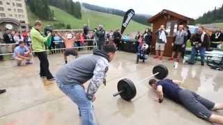 CrossFit - Friday Challenge with Rich and Dan