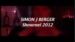 Simon J Berger, actor, showreel 2012
