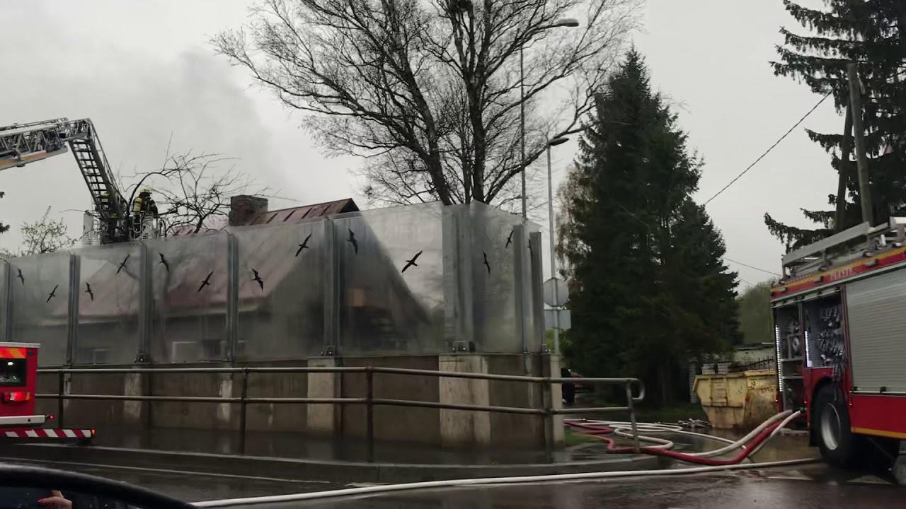 38cd46c12e2 VIDEO: Tulekahju Tallinn-Tartu maantee ääres - Lõunaeestlane