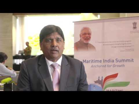 Capt. B. B. Sinha, Chairman & MD, The Shipping Corp. of India Ltd., shares his thoughts on MIS 2016