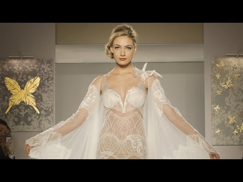 Pnina Tornai Official 2015 Couture Bridal Collection for Kleinfeld