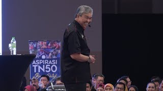 Zahid: I will 'not contest' in GE15