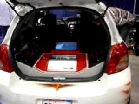 RE Audio Demo Car