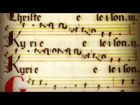 Kyrie, per coro a 4 voci (soprani primi,soprani secondi,ten