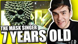 7 Years - mask Durian | THE MASK SINGER THAILAND Reaction