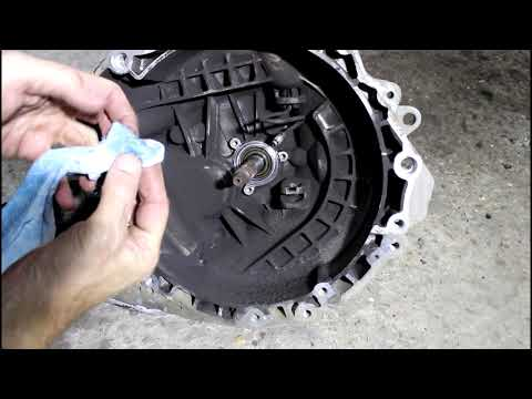Замена сцепления 3часть Chevrolet Cruze 1,8 Шевроле Круз 2011 года