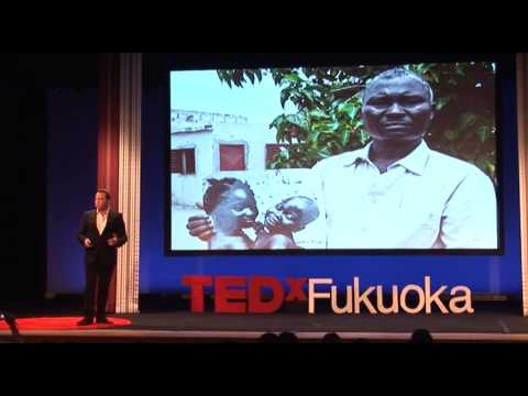 There's a Billionaire in All of Us: John Kluge at TEDxFukuoka 日本語CC