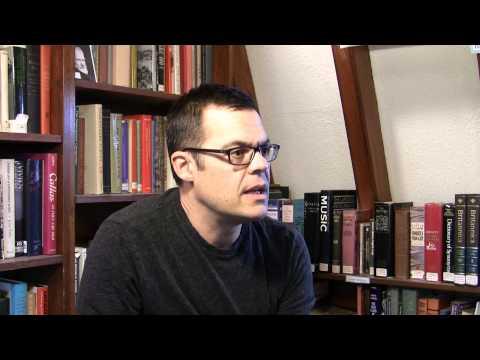 Playwright Adam Bock Talks about NTI